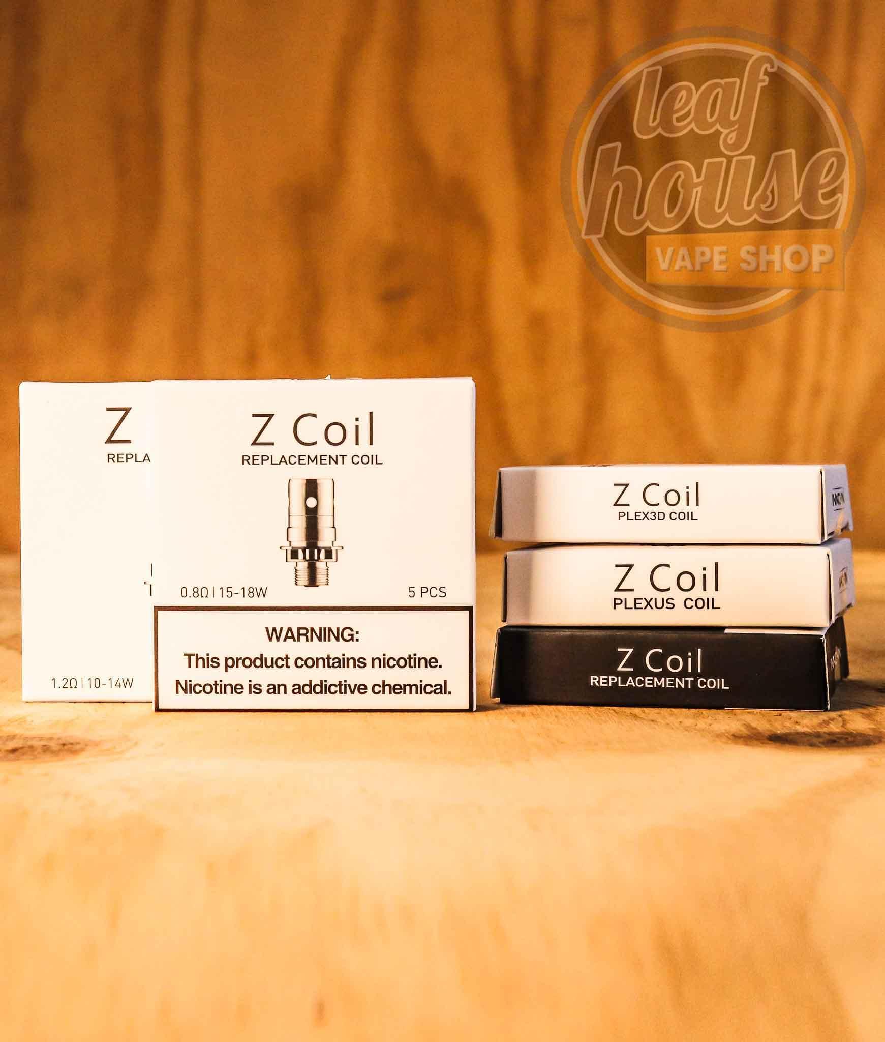 Innokin Zenith Coils (Pack of 5) | Innokin Zenith Plexus Z Coils (Pack of 5)