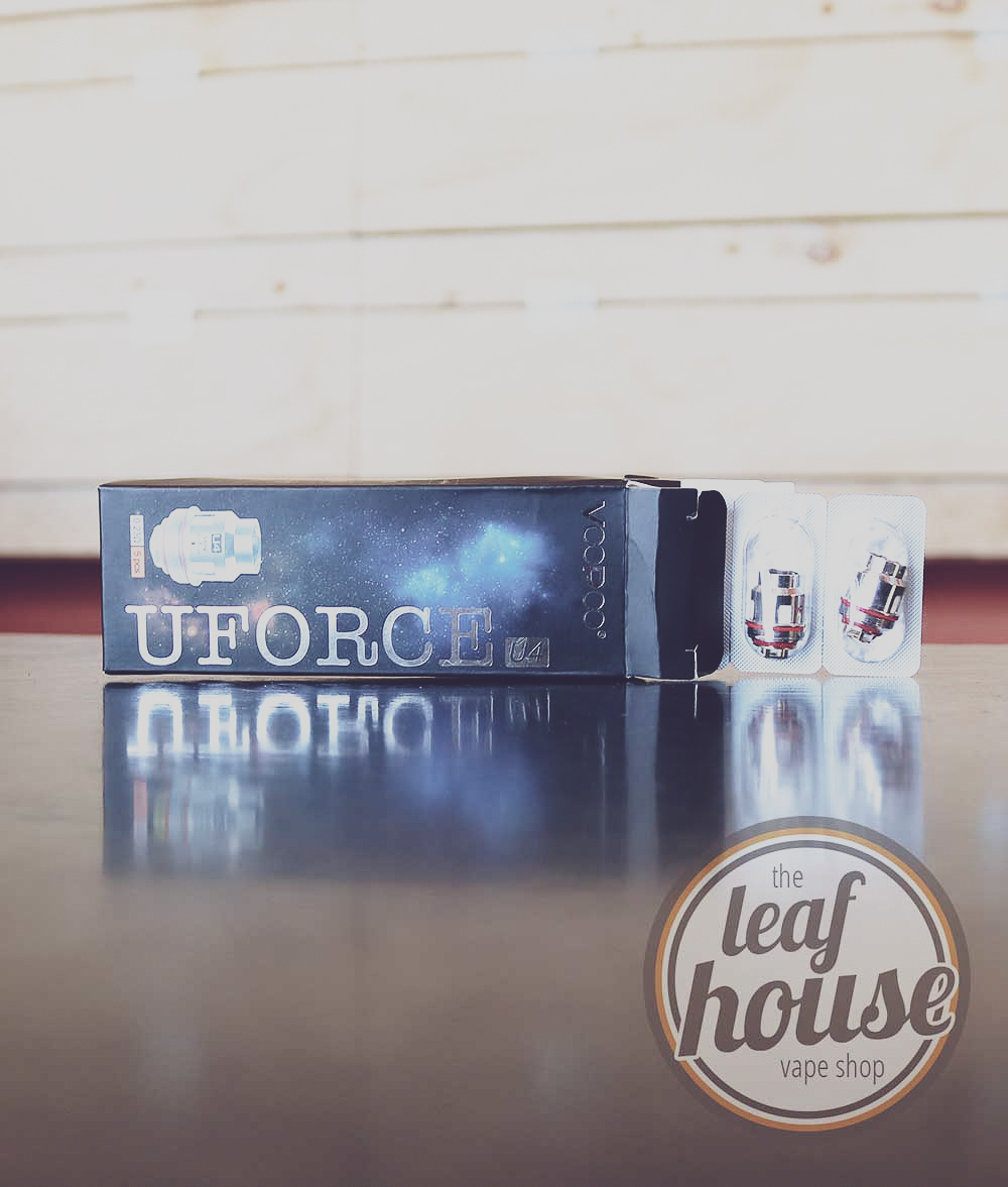 VooPoo UFORCE Coil (Pack of 5)
