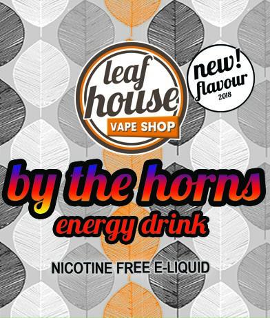 By The Horns- Leaf House E-liquid-Australia - Leaf House Vape Shop Melbourne Australia