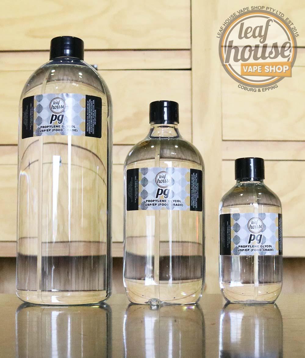 Propylene Glycol (PG)-Vape Shop Australia