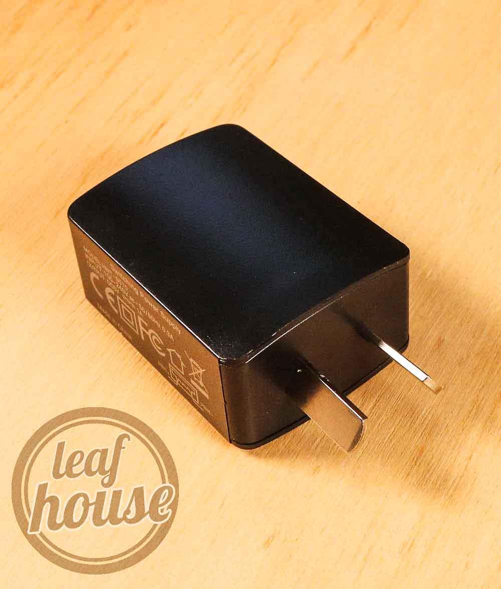 1A USB Power Adaptor-Leaf House Vape Shop Australia