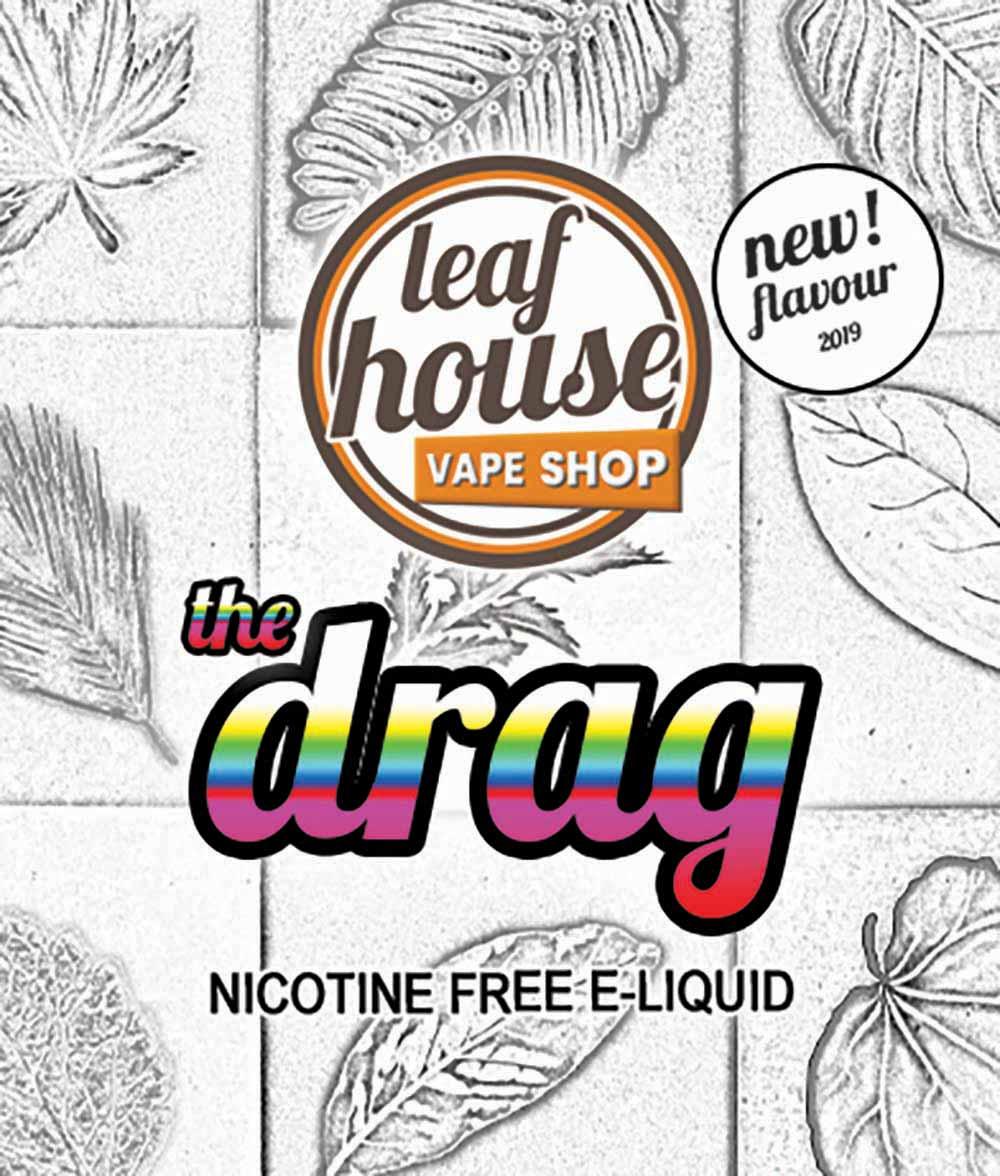 The Drag - Leaf House E-liquid - Leaf House Vape Shop Melbourne Australia