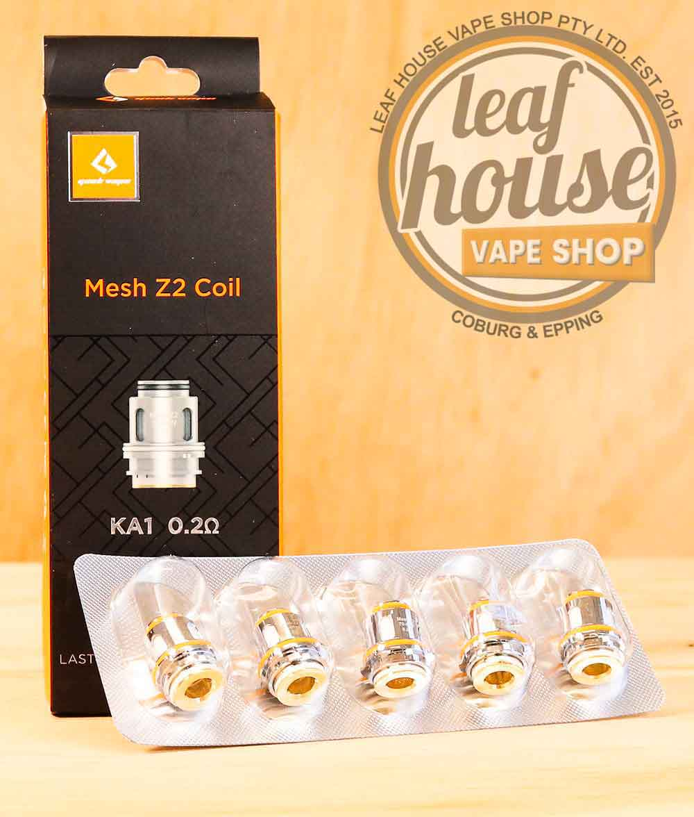Geek Vape Zeus Mesh Coils-Leaf House Vape Shop Australia