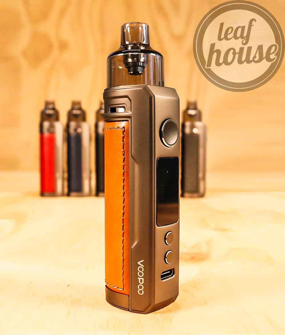 VOOPOO Drag X 80W Pod Mod Kit-Buy at Vape Shop Australia