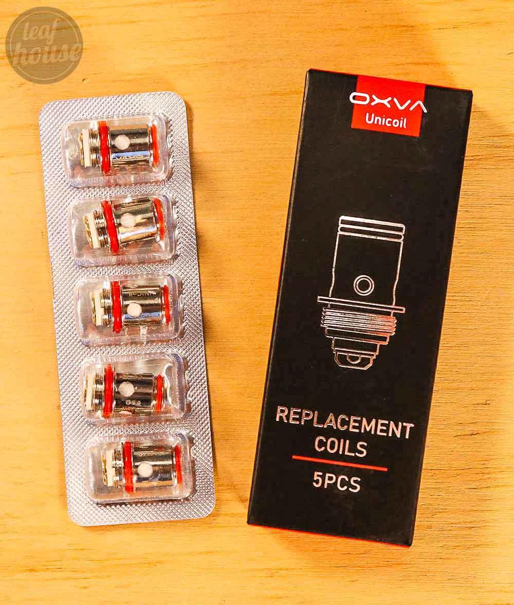 OXVA Unicoil 0.5 Mesh Replacement Coil (Pack of 5)- Vape Shop Australia