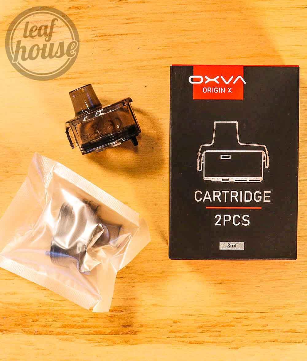 OXVA Origin X Replacement Pods-Leaf House Vape Shop Australia