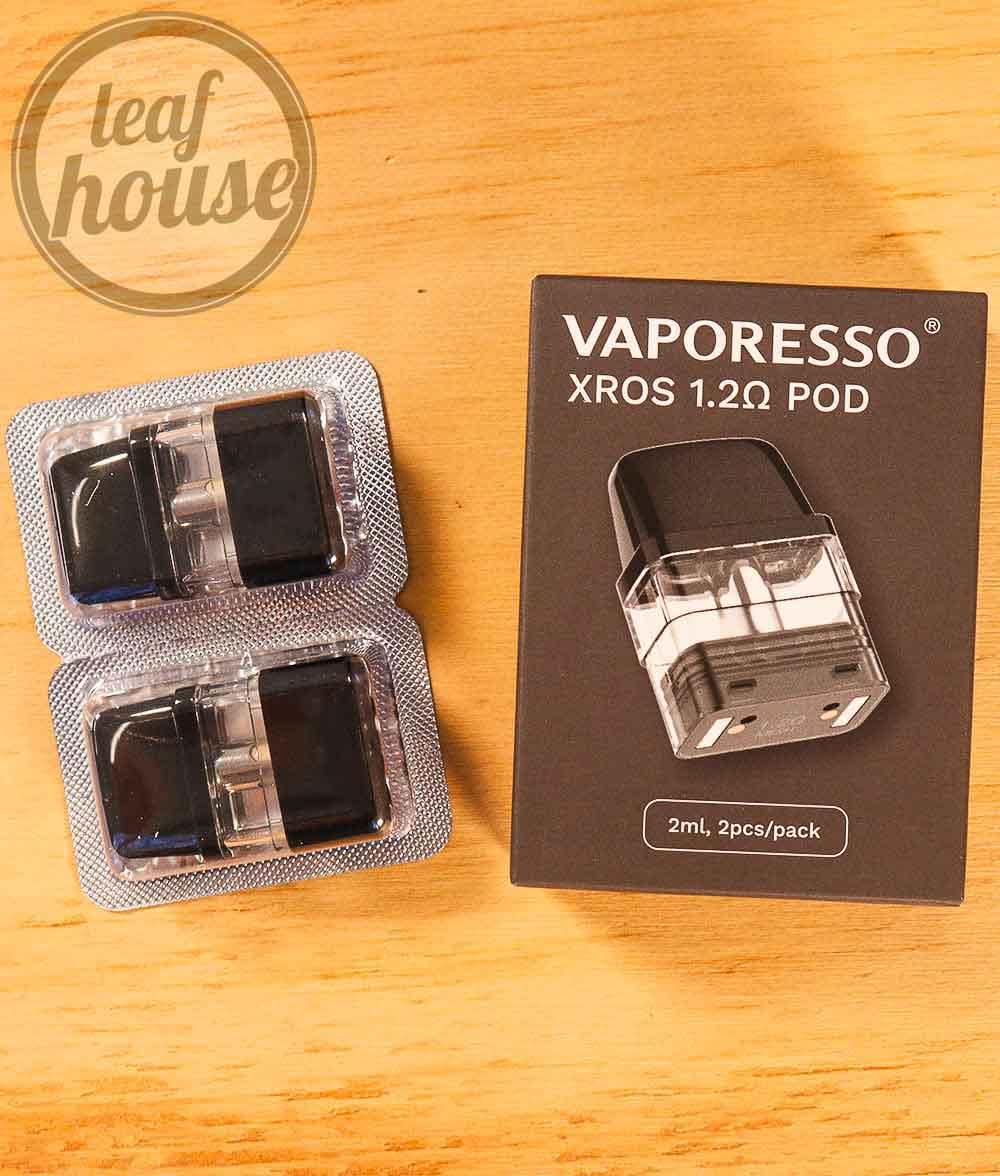 Vaporesso XROS 1.2ohm Replacement Pods-Vape Shop Australia