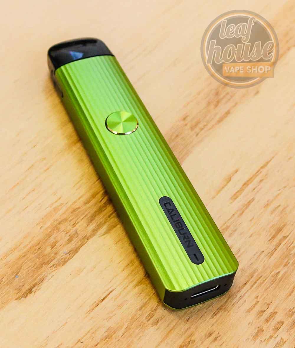 Uwell Caliburn G Pod Kit-Green-Vape Shop Australia