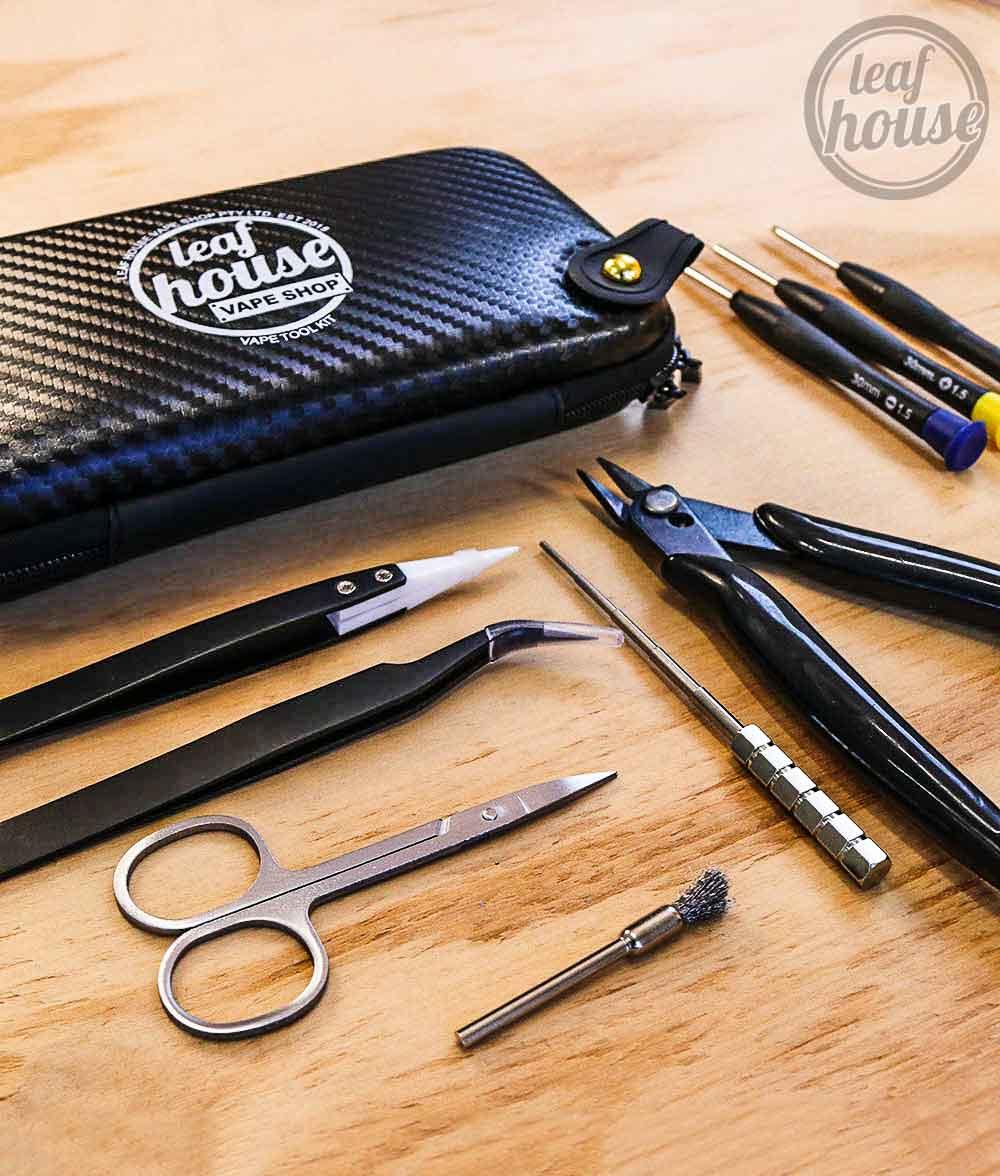Leaf House Tool Kit-vape tools-Australia Vape Shop Melbourne