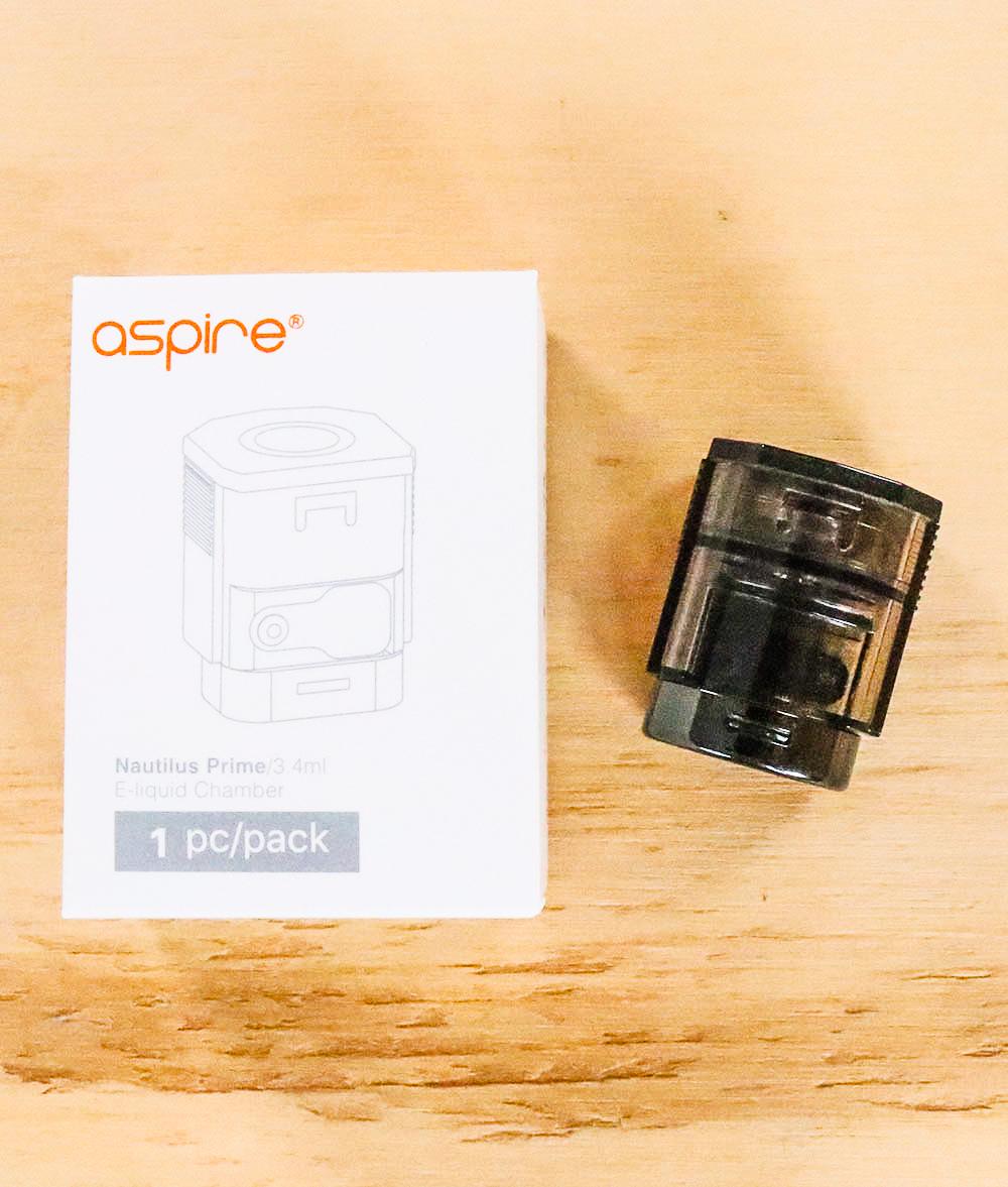 Aspire Nautilus Prime Replacement Pod-Vape Australia-Leaf House