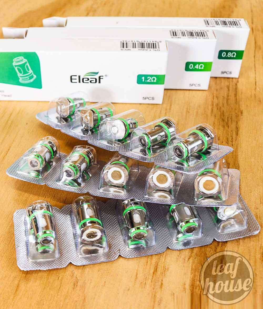 Eleaf GTL Coils Series-Vape Shop Australia