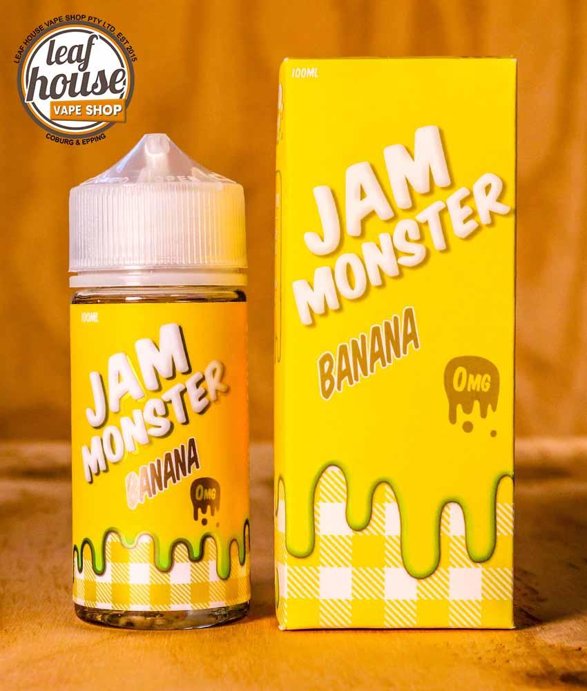Banana - Jam Monster