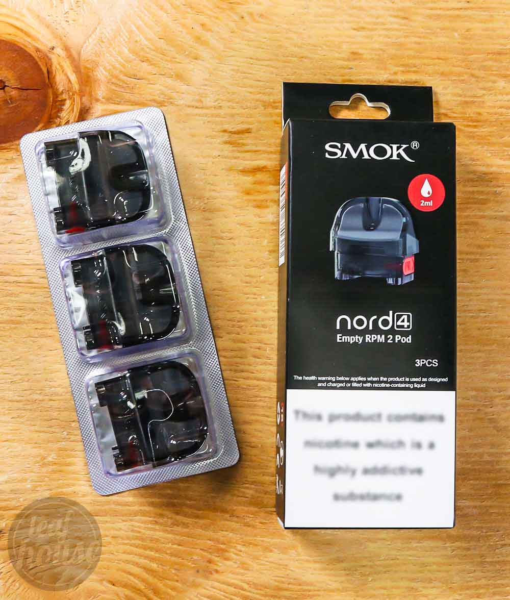 SMOK Nord 4 RPM 2 Replacement Pods