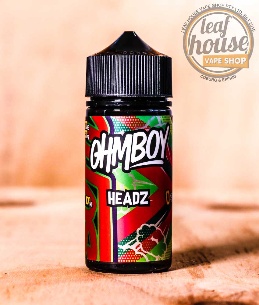 Buy Ohmboy e-liquid at Leaf House Vape Shop in Australia. Find Ohmboy juice at Leaf House Vape Shop in Melbourne.