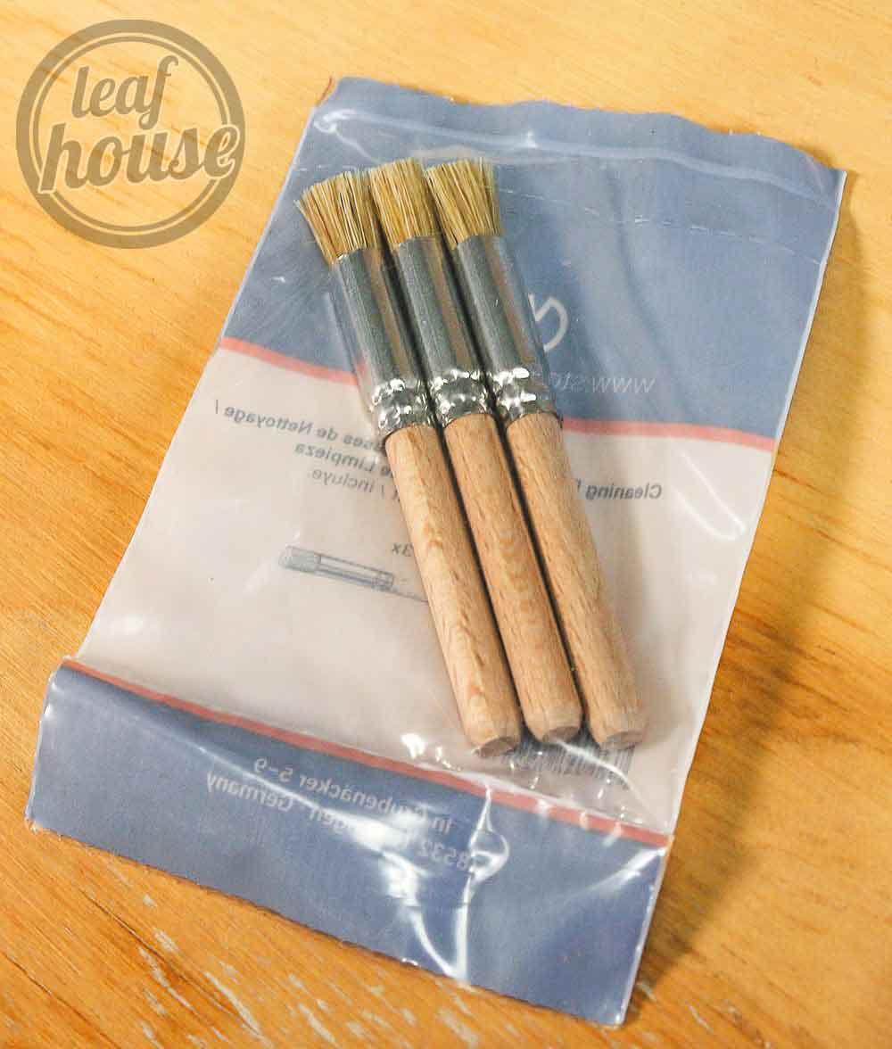 STORZ and BICKEL-Cleaning Brush Set-Vape Shop Australia