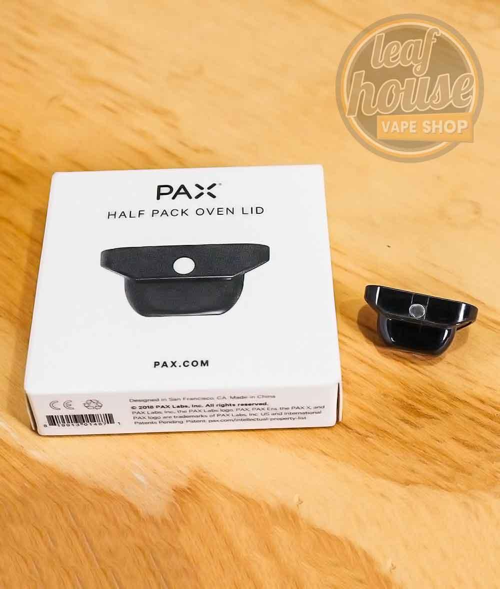 PAX Half Pack Oven Lid-Dry Herb Vape Australia