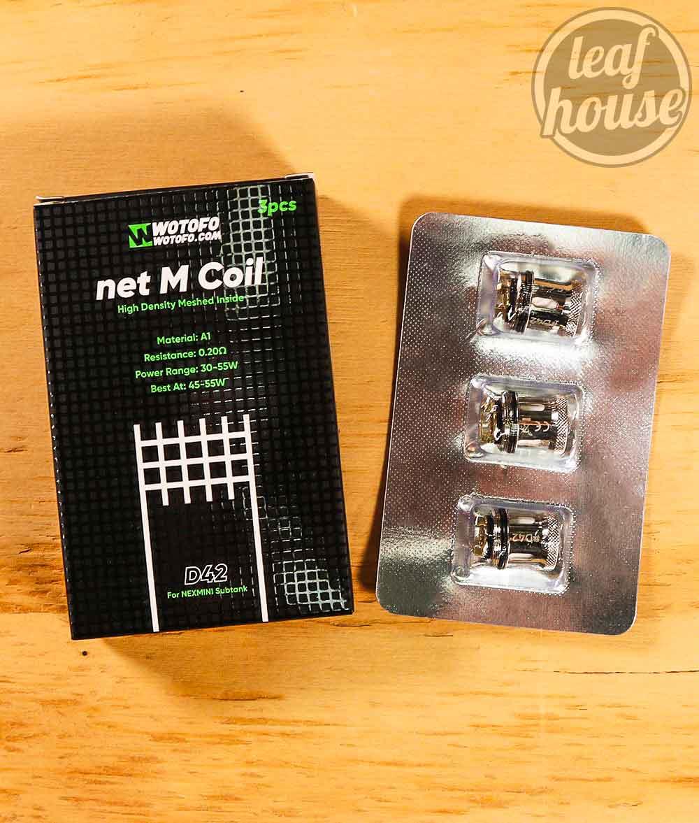 NexMini Coils-D42-0.2ohm-Vape Austalia