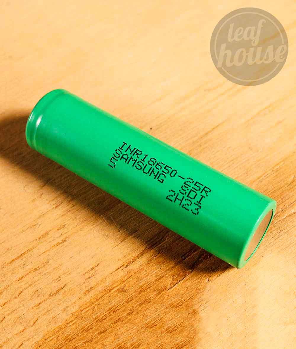 Samsung 25R-Vape Battery-Vape Australia